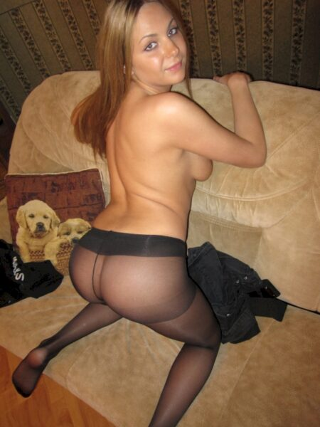 Adoptez une chienne sexy mignonne